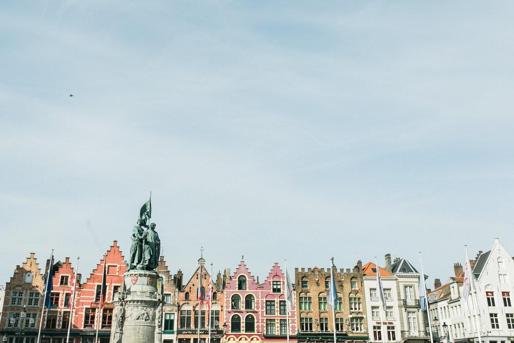 Besties Take Europe | Study Abroad Week 8 | Bruges and Brussels, Belgium & Paris, France