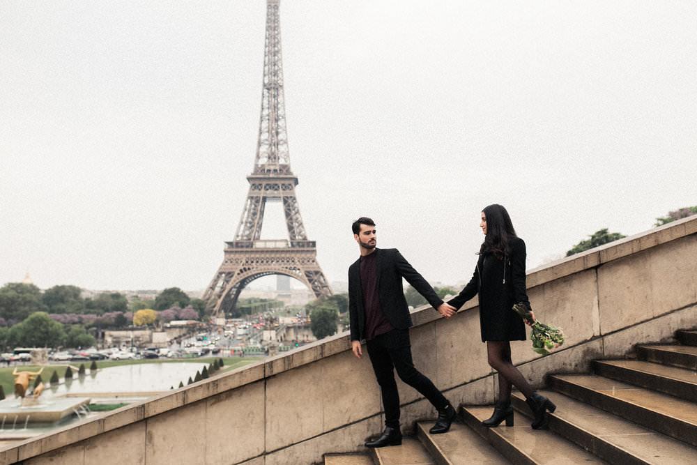 Andrea & Simon | Paris, France
