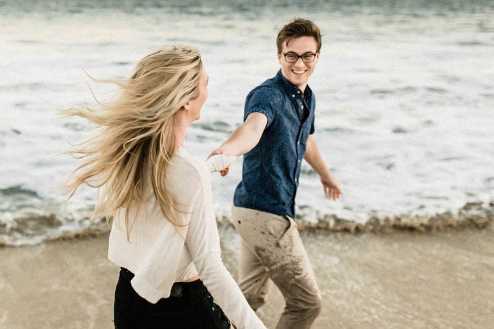 Sunset Beach Shoot | Megan & Daniel | Los Cabos, Mexico