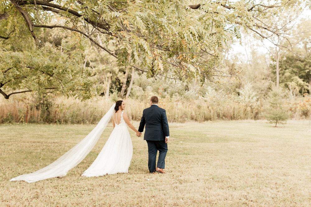 An October Purdue Wedding | Lexi + Eric | West Lafayette, Indiana