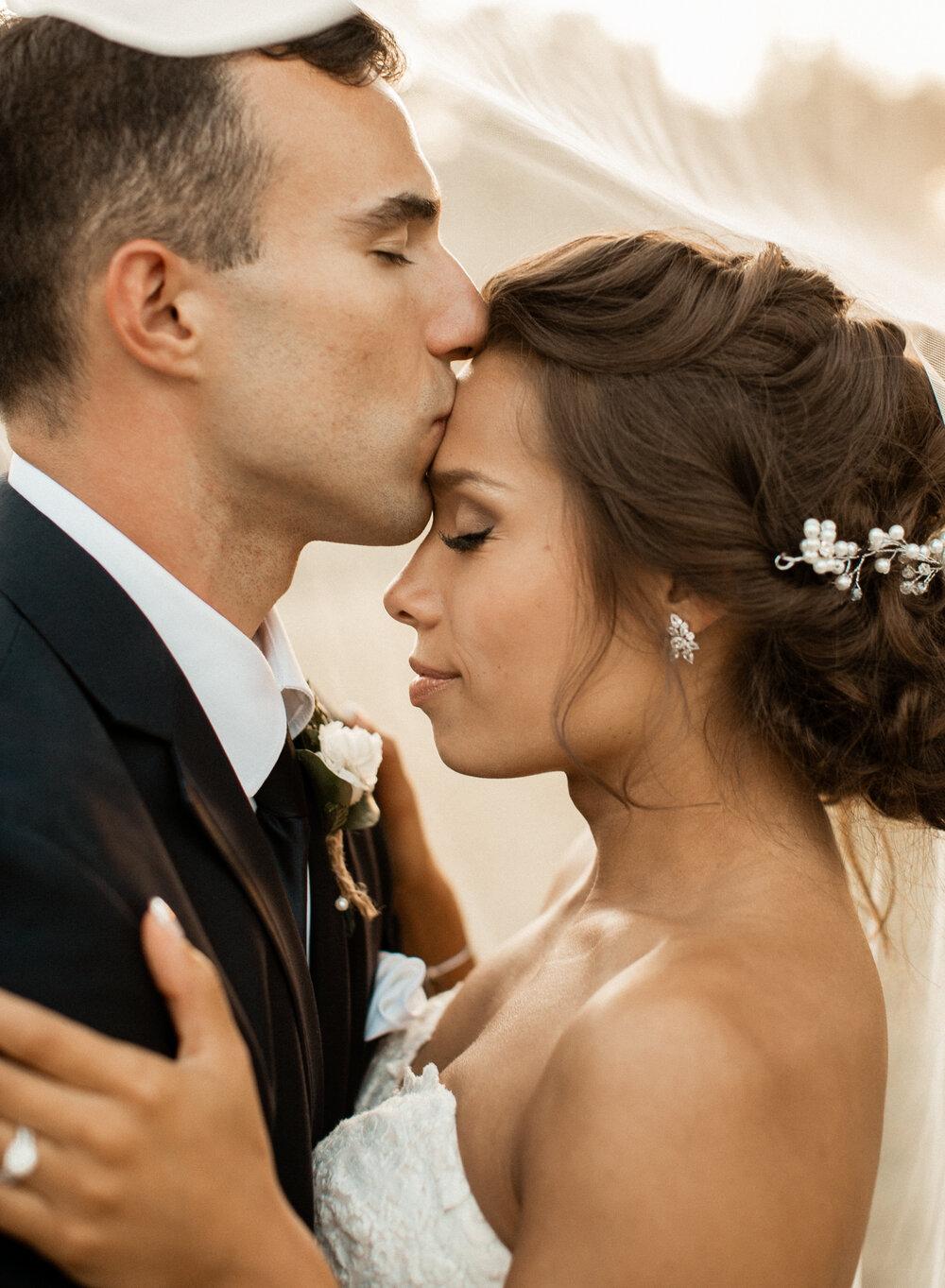 A Joyful Summer Wedding | Sydney + Christian | Noblesville, Indiana